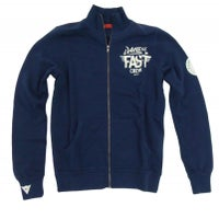Dainese Fast Crew Jacket - Navy Blue
