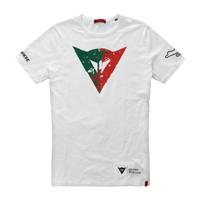 Dainese Flag Mugello T-Shirt - White
