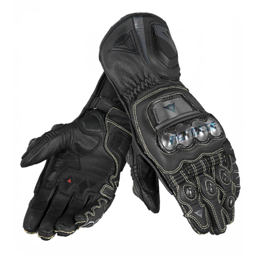 Dainese Full Metal RS Gloves - Black