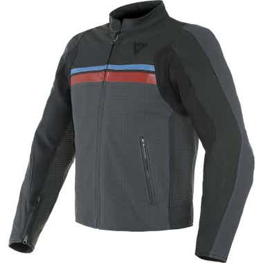 Dainese Hf 3 Perf. Leather Jacket