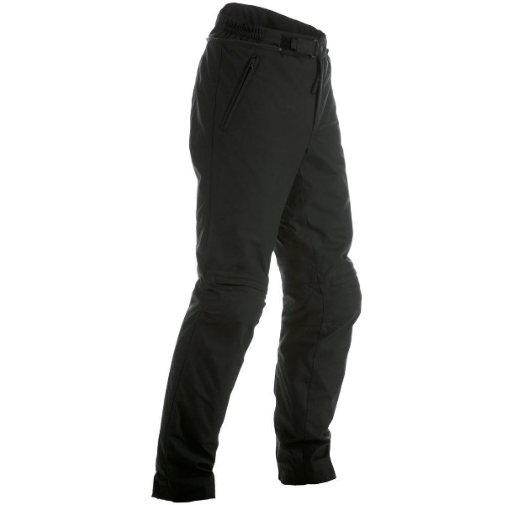 Dainese Ladies' Amsterdam Textile Waterproof Trousers - Black