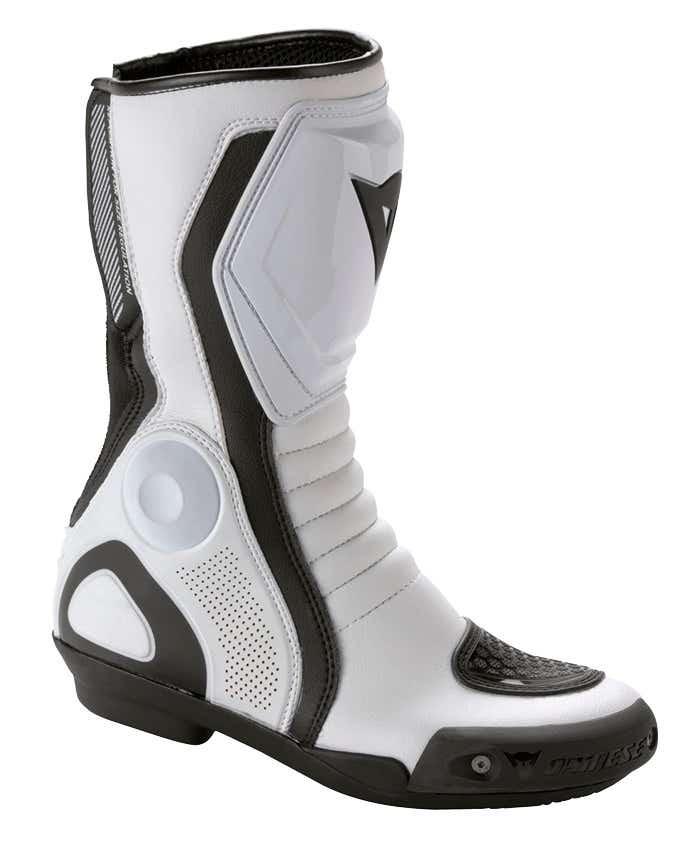 Dainese Ladies' Avant Race Boots - Black / White