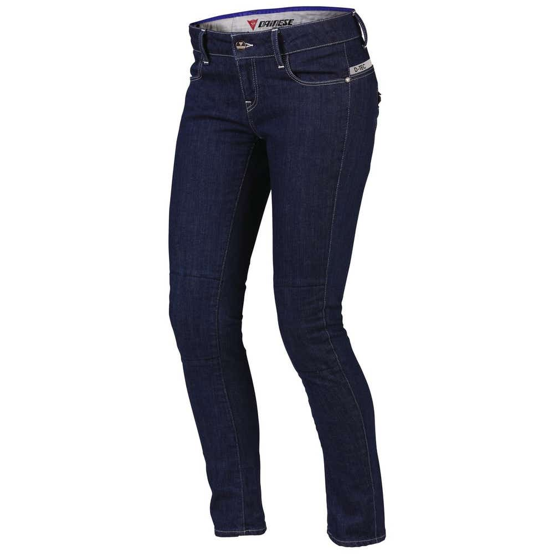 Dainese Ladies' D19 4K Kevlar Jeans - Blue