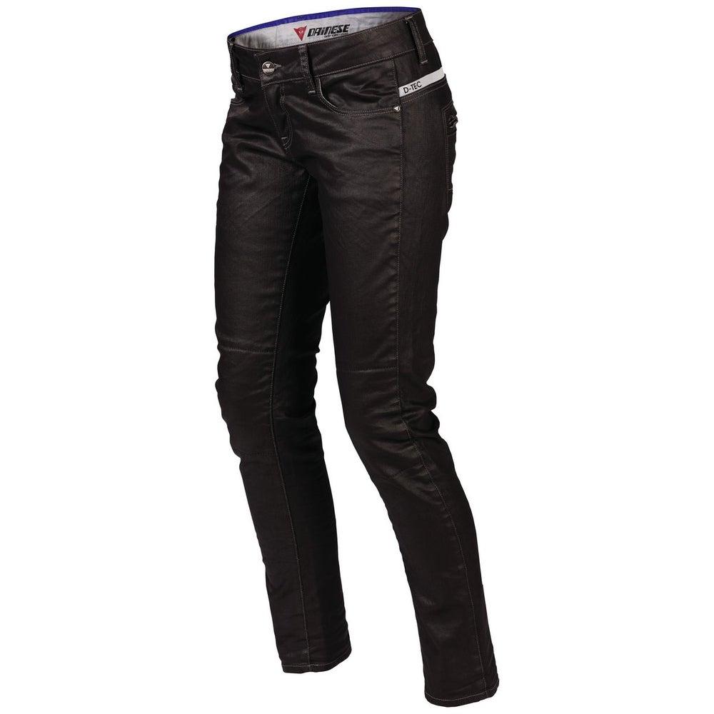 Dainese Ladies' D19 Denim Kevlar Jeans - Black