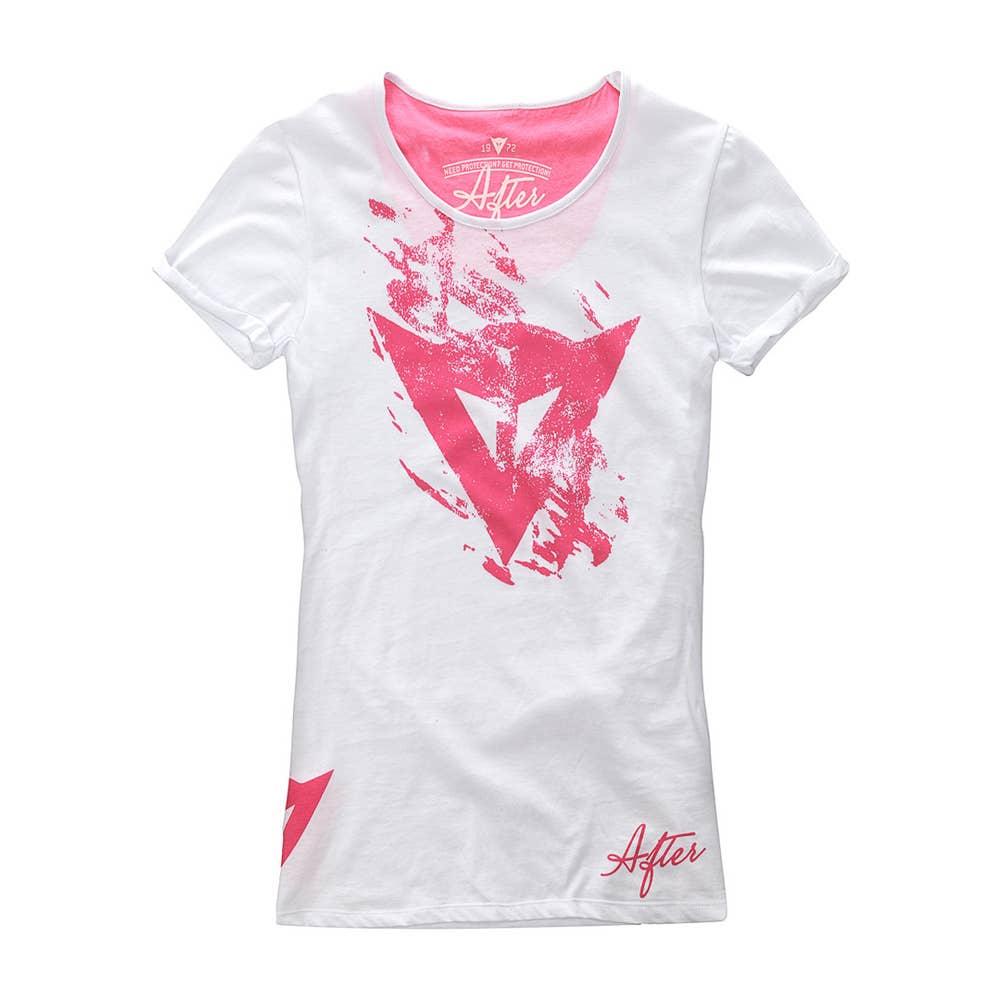 Dainese Ladies' Scratch T-Shirt - Pink