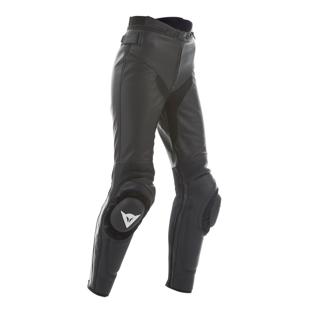 Dainese Ladies' SF Leather Trousers - Black
