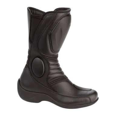 Dainese Ladies' Siren C2 D-WP Waterproof Boots - Black