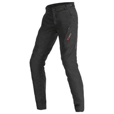 Dainese Ladies' Tempest D-Dry Waterproof Trousers - Black