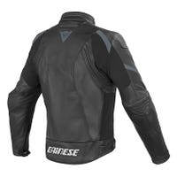 Dainese Laguna Evo Leather Jacket - Black
