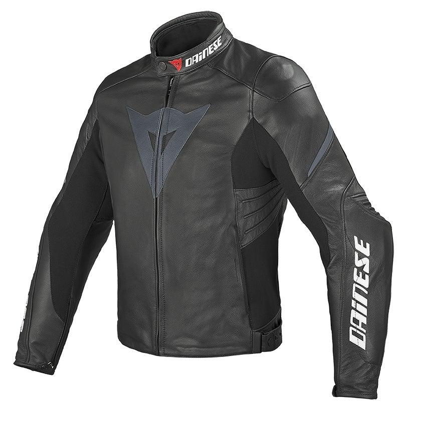 Dainese Laguna Evo Leather Jacket - Black