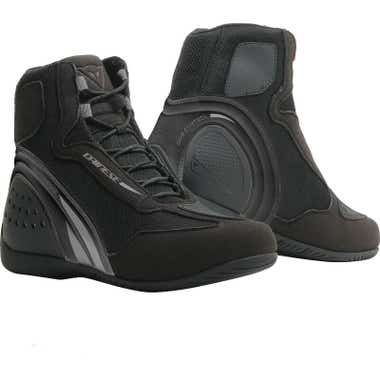 Dainese Ladies' Motorshoe D1 D-WP Textile Waterproof Boots