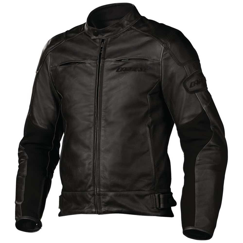 Dainese R-Twin Leather Jacket - Dark Brown