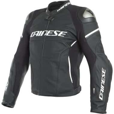 Dainese Racing 3 D-air Leather Jacket