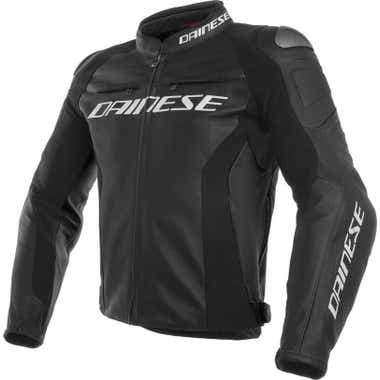 Dainese Racing 3 Leather Jacket - Long/Short