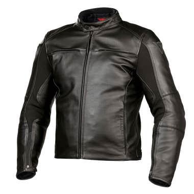 Dainese Razon Leather Jacket - Black