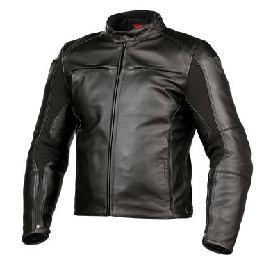 Dainese Razon Leather Jacket - Black