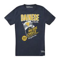 Dainese Riders Crew T-Shirt - Grey