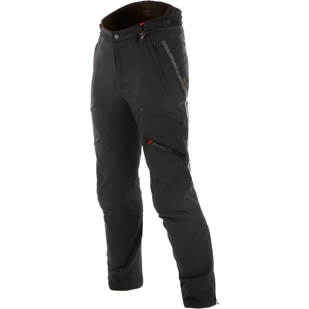 Dainese Sherman Pro D-Dry Waterproof Trousers - Black