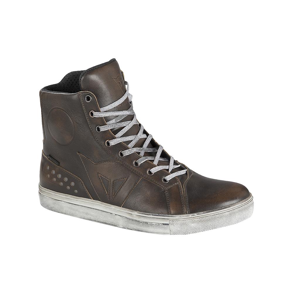 Dainese Street Rocker Waterproof Boots - Dark Brown