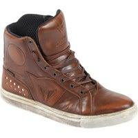 Dainese Street Rocker Waterproof Boots - Tan