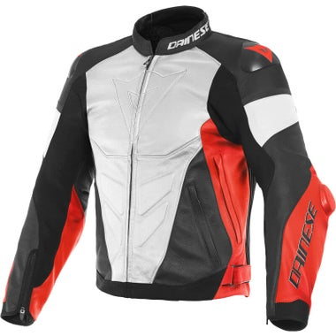 Dainese Super Race Perf. Leather Jacket