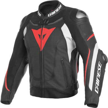 Dainese Super Speed 3 Perforated Leather Jacket