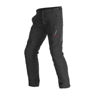 Dainese Tempest D-Dry Waterproof Trousers - Black
