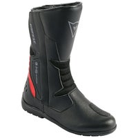 Dainese Tempest D-WP Waterproof Boots - Black / Red