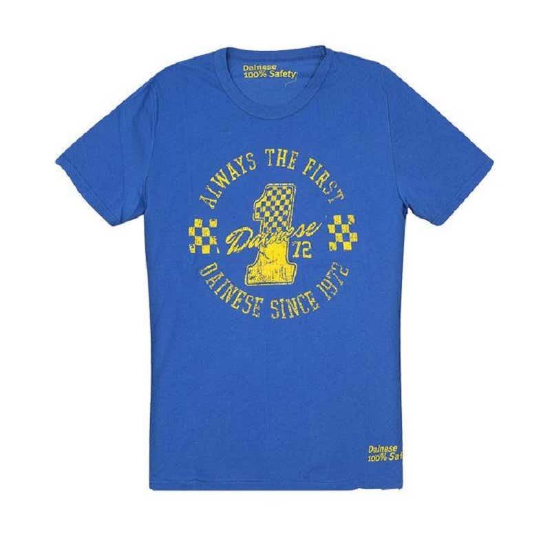 Dainese The First T-Shirt - Blue