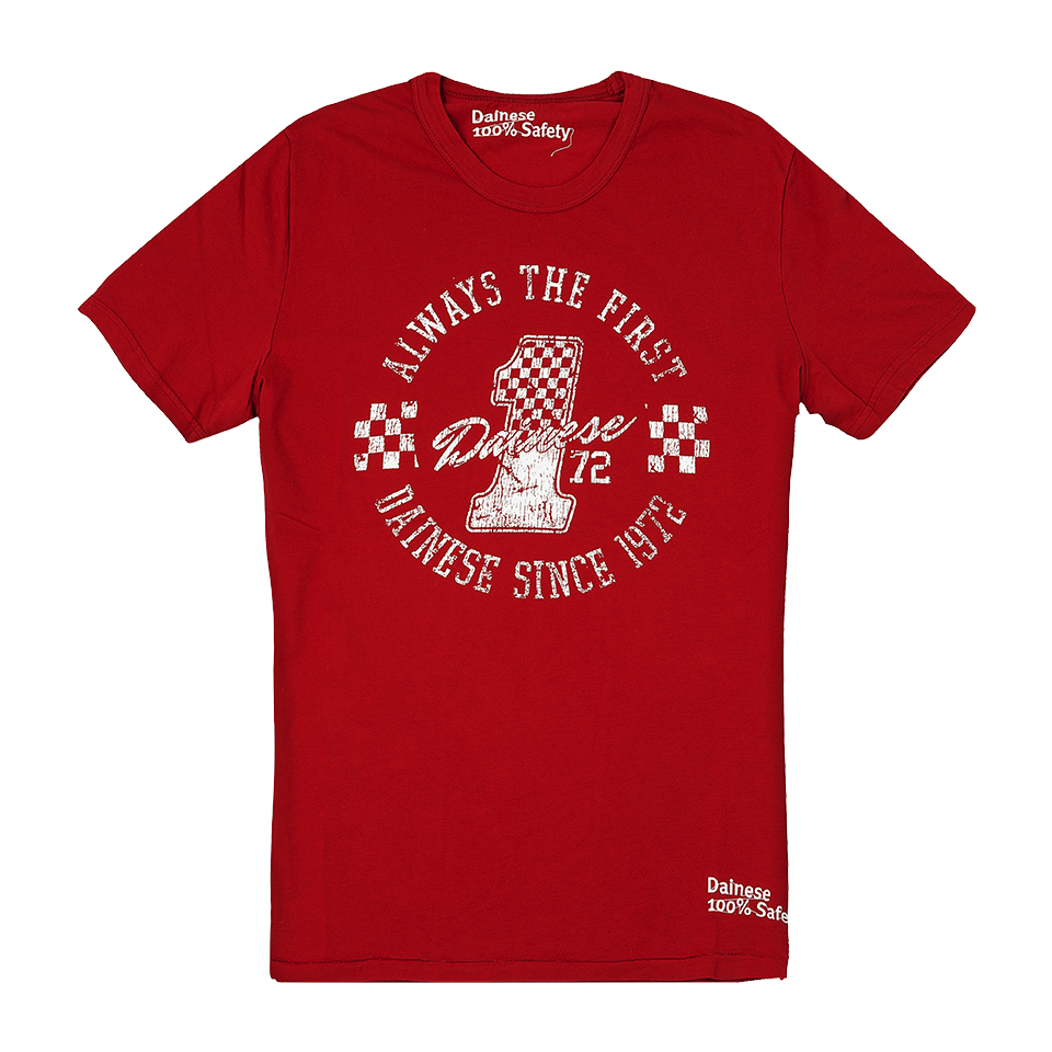 Dainese The First T-Shirt - Red