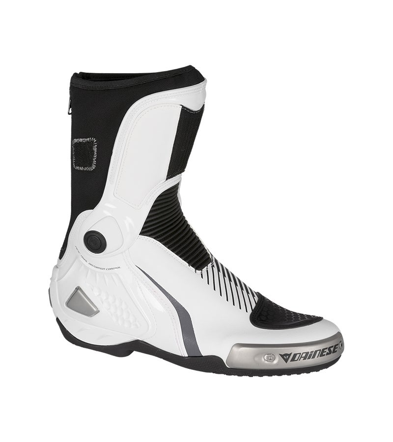 Dainese Torque RS In Boots - White / Black / Anthracite