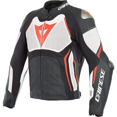 Dainese Tuono D-air Perforated Leather Jacket