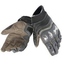 Dainese X-Strike Gloves - Grey / Black / Black
