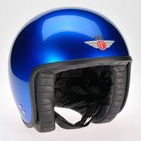 Davida Jet Standard Cosmic Candy Helmet - Blue