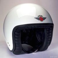 Davida Jet Standard Helmet - White