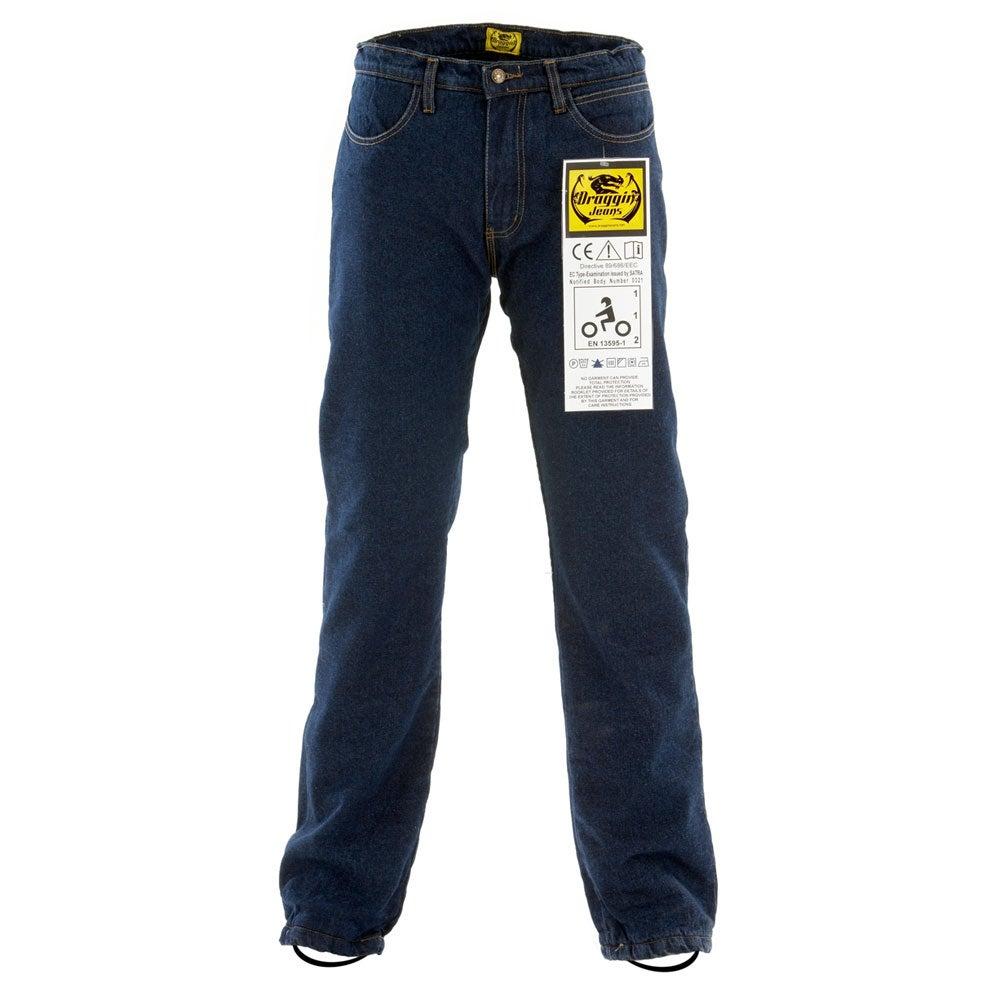 Draggin C-Evo Kevlar Jeans - Blue