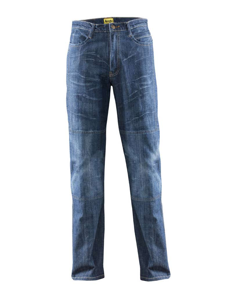 Draggin Drayko Traffik Kevlar Jeans - Blue