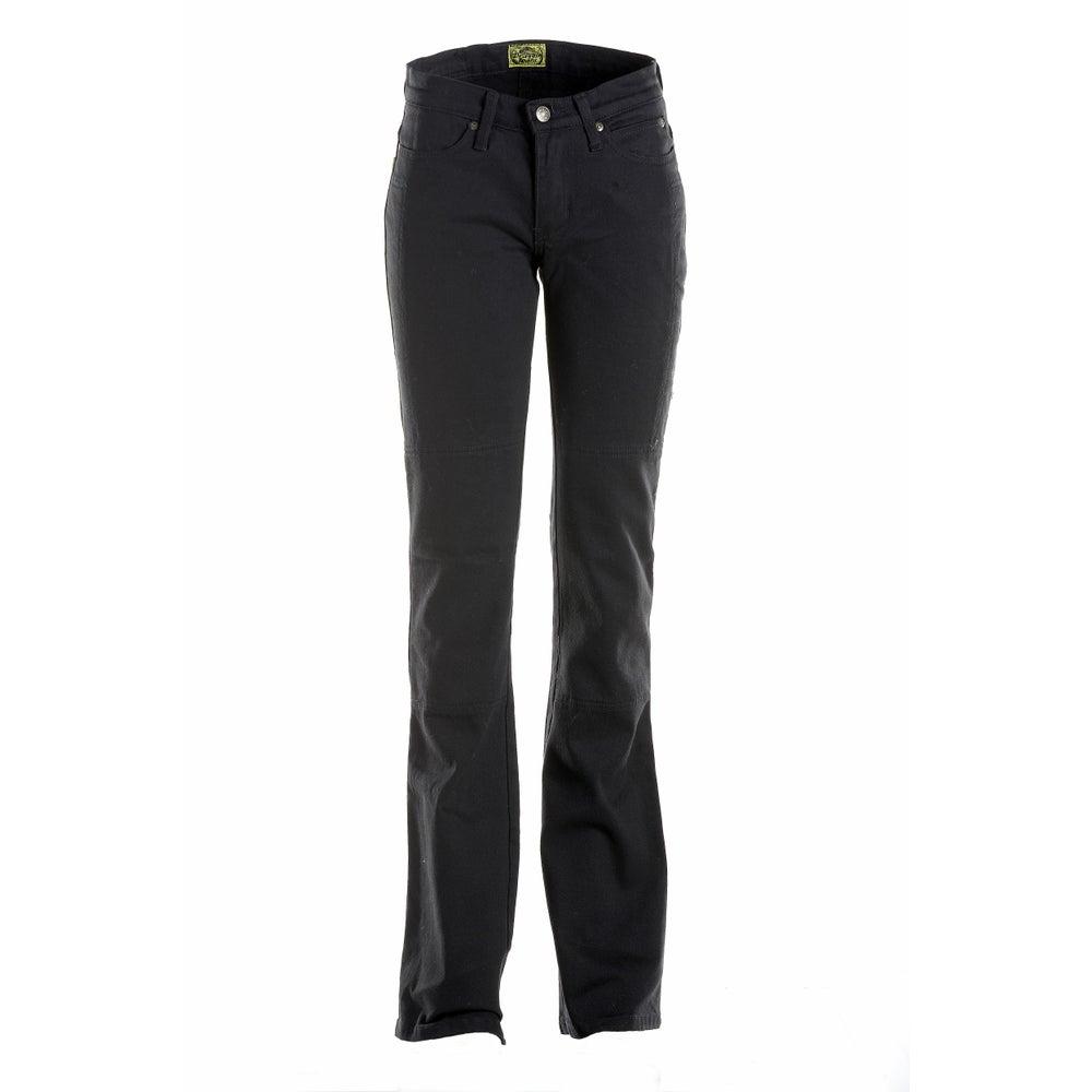 Draggin Ladies' Skins Kevlar Jeans - Black