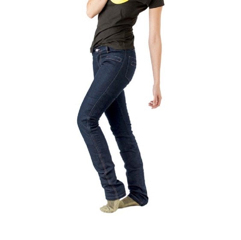 Draggin Ladies' Twista Kevlar Jeans - Blue