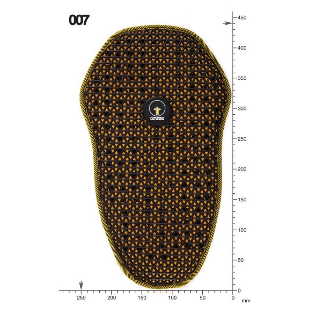 Forcefield Pro 007 Level 2 Back Insert
