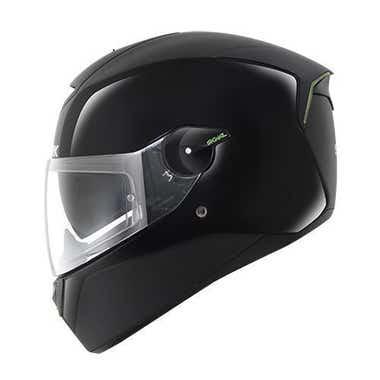 Shark Skwal Helmet - Dual Black