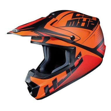 HJC CS-MX II HELMET - ELLUSION