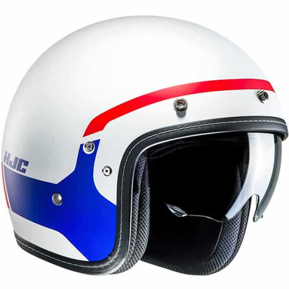 HJC FG-70S HELMET - MODIK: Red/Whte/Blue: XL
