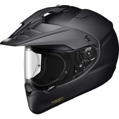 Shoei Hornet ADV Helmet - Matt Black