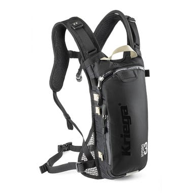 Kriega Hydro-3 Backpack - Front