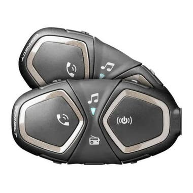 Interphone Bluetooth Headset Connect Twin Pack