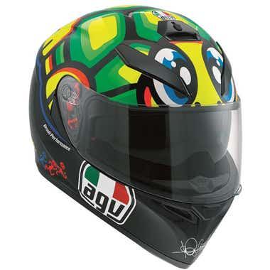 AGV K3 SV Helmet - Rossi Tartaruga