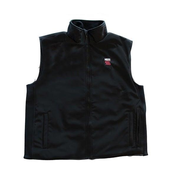 Keis X20 Hi Powered Heated Body Warmer - Black