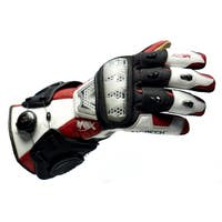 Knox Biomech Gloves - Red