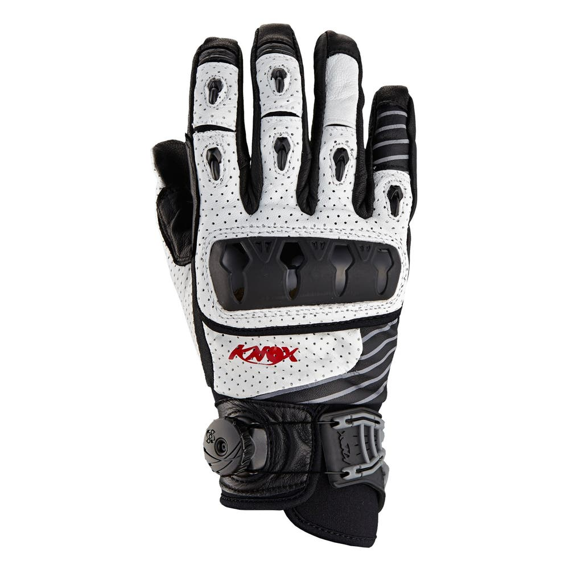 Knox Orsa Gloves - Black / White
